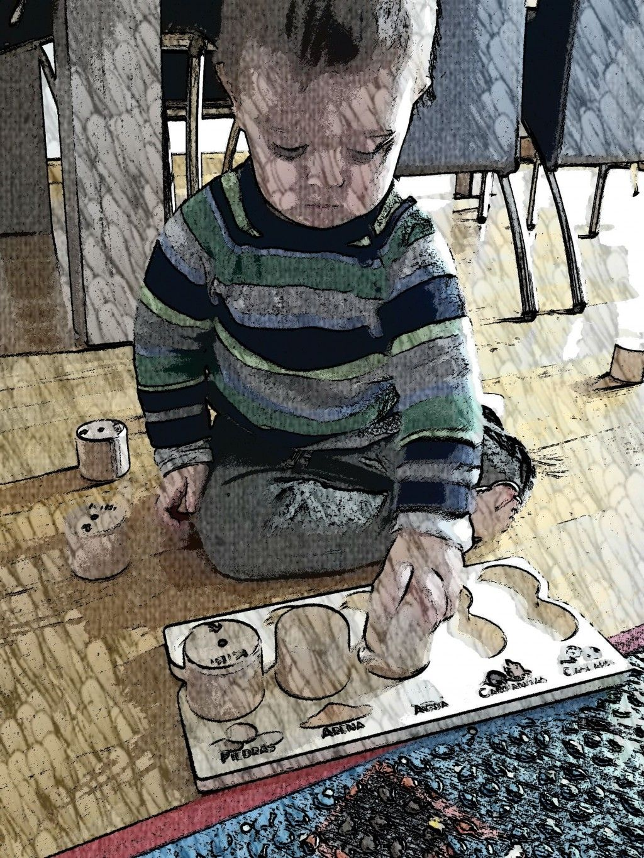 Juguete sensorial KibiToys