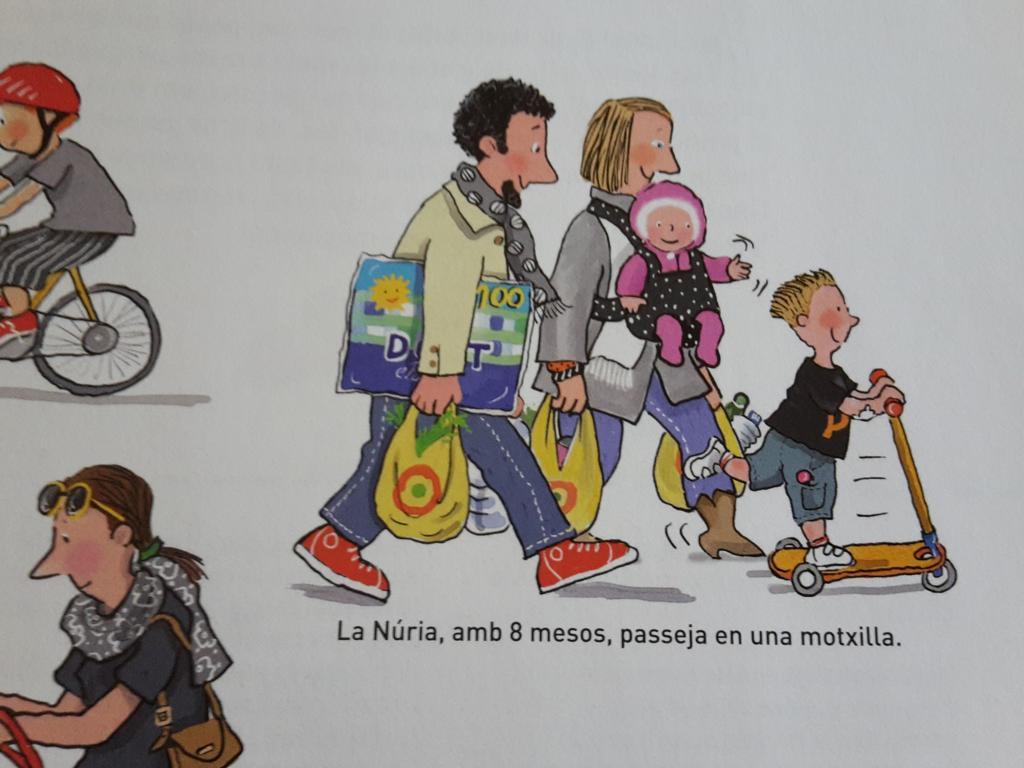 """Guía """"Un infant, quina il·lusió"""", una pésima ayuda a las madres catalanas"""