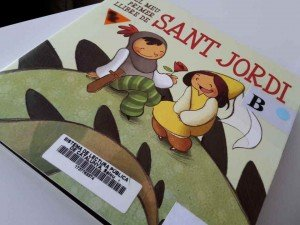 Libros infantiles para Sant Jordi