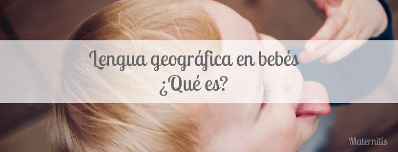 lengua geográfica