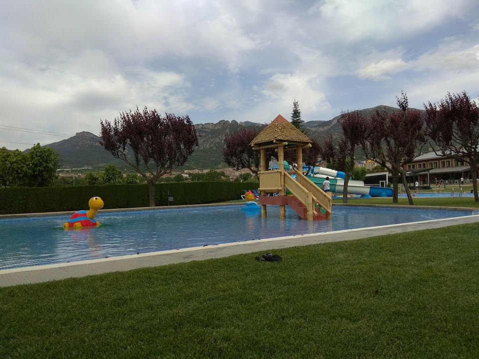 Camping con niños Berga Resort