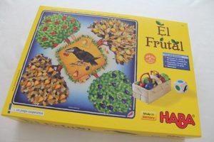 Frutal, juego de mesa cooperativo