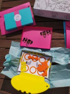 cajas de manualidades pequepack