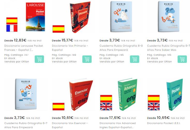 dónde comprar material escolar barato